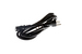 AC Power Cord, 5-15P to C13, 14 AWG, 6ft, Black