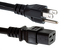 HP 235603-001 AC Power Cable, C19 to NEMA 5-15P 12ft