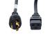 Cisco Catalyst 6000 Twist Lock AC Cord, CAB-AC-C6K-TWLK, 25ft