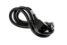 AC Power Cord, C20 to C19, 12 AWG, 4' Black