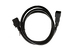 AC power cord, C20 to C19, 12 AWG, 6', Black