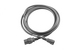 AC power cord, C14 to C19, 14 AWG, 10ft, Grey