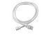 AC power cord, C14 to C19, 14 AWG, 10ft, White