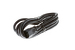 AC Power Cord, C13 to C14, 16 AWG, 10ft Black