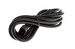 AC Power Cord, C13 to C14, 14 AWG, 9ft, Black