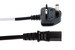 Cisco 7900 Series AC Power Cord - United Kingdom, CP-PWR-CORD-UK