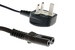 Cisco 830/850/870 Series Power Cord, United Kingdom, 6'