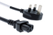 Cisco 7500 Series AC Power Cord (notched), UK, CAB-7KACU