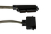 Category 3 Telco Cable Assy. M180 to F90, 10ft, CAB-3-M180F90