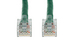 Cisco RJ45 to RJ45 Rollover Console Cable, Green, 5 Feet