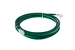 Cisco RJ45 to RJ45 Rollover Console Cable, Green, 7 Feet