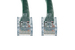 Cisco RJ45 to RJ45 Rollover Console Cable, Green, 10ft