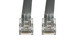Cisco RJ45 to RJ45 Rollover Console Cable, Grey, CAB-500RJ