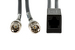 Cisco 7000/7500 75 to 120 Ohm Adapter Cable, CAB-ADPT-75-120