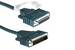 Cisco RS-232 Cable, DB25 to DB50 DCE Male, 10', CAB-NP232C