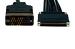 Cisco 8 Lead DTE Octal Cable, CAB-OCT-V35MT, 6ft