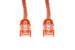 Cisco ISDN BRI RJ45 Network Cable, Orange, 6ft, CAB-S/T-RJ45