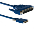 Cisco RS-449 Cable, Smart Serial to DTE Male, 10', CAB-SS-449MT=