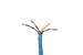 Cat5E Ethernet Cable, 1000' Pull Box, General Cable, Blue