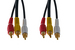 RCA M/M x 3 Audio/Video Cable w/ Gold Plated Connectors, 50'