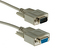 DB9 Male to Female Serial Cable, 6ft