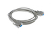 DB9 Female to Female Null Modem Cable, 10ft