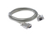 DB9 Female to Female Null Modem Cable, 15ft