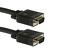 SVGA Male to SVGA Male Cable, 6ft, Black
