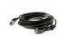 SVGA Male to SVGA Male Cable, 25ft, Black