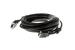 SVGA Male to SVGA Male Cable, 25ft, Black