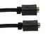 SVGA Male to SVGA Male Cable, 75ft, Black