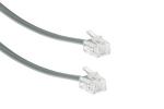 RJ11 Reverse Modular Telephone Cable 6P4C, 7'