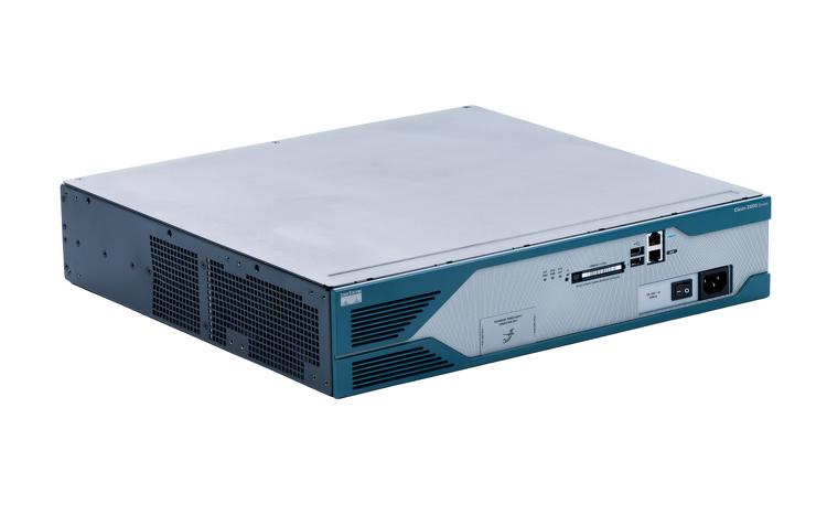 Cisco 2851 Integrated Services Router, CISCO2851