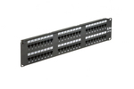 48 Port Cat5e LED Patch Panel