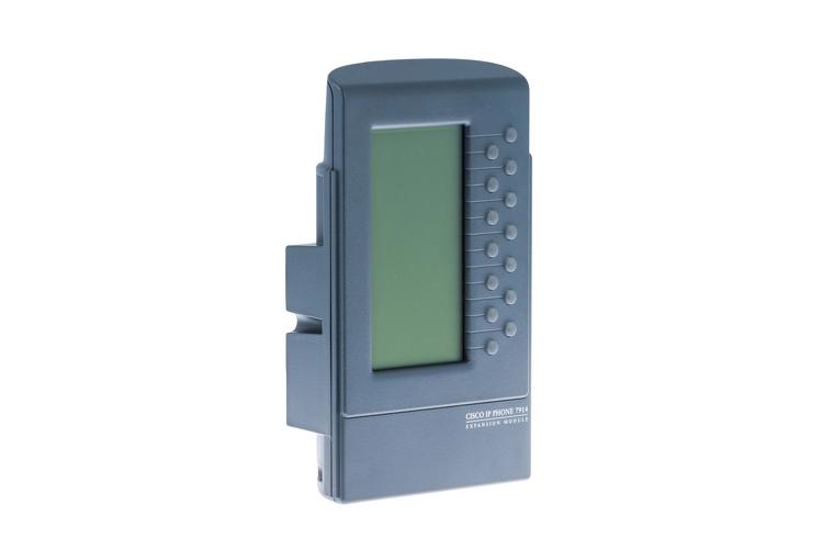 Cisco 7900 Series IP Phone Expansion Module, CP-7914