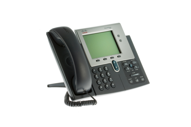 Cisco 7941G-GE Global GIG Ethernet VOIP Phone