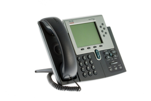 Cisco 7961G Six Line Unified VoIP Phone, New