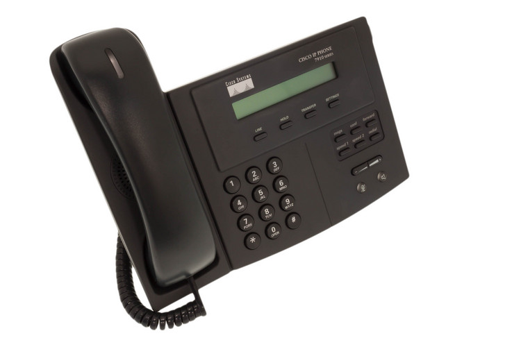 Cisco 7910G One Line Unified IP Phone