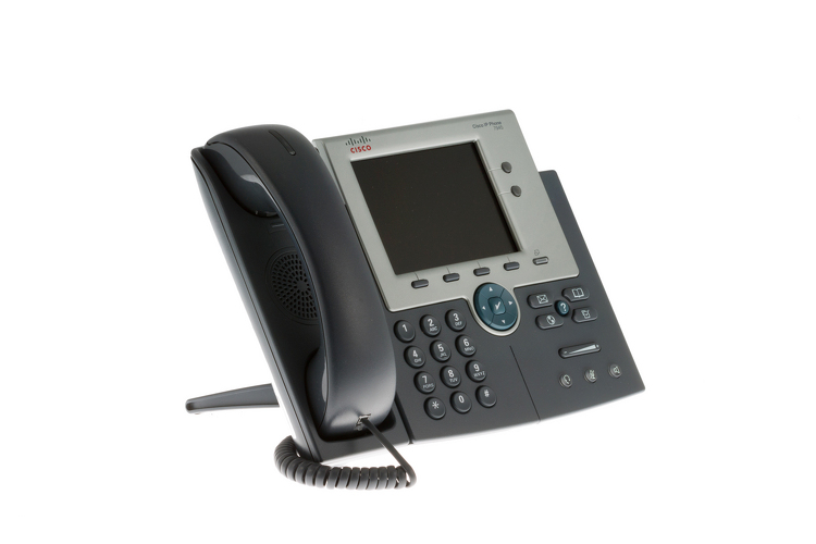 Cisco 7945G Two line Color Display IP Phone, NEW