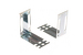 "Cisco 2500 Series 23""/24"" Rack Mount Kit"