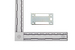"Cisco IAD2420 Series 19"" Rack Mount Kit"