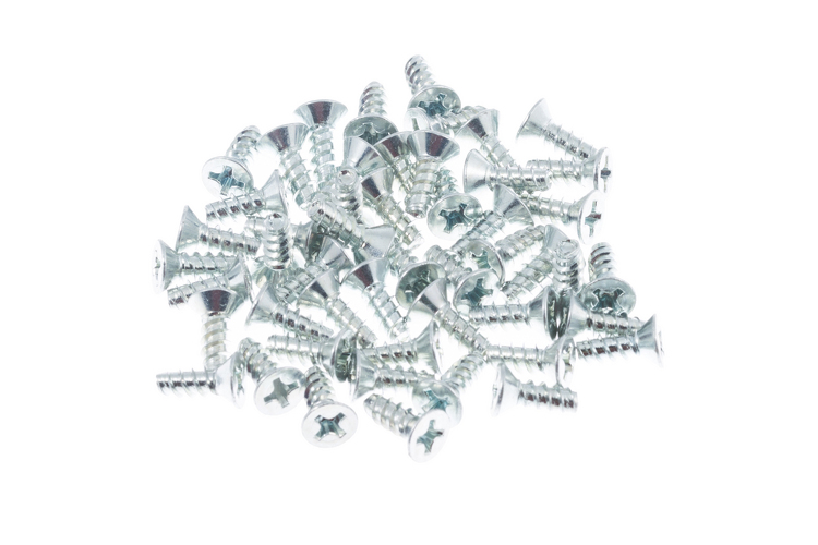Screws for Cisco 2500, 2600, PIX-515/E Rack Mount Kit (Qty 50)