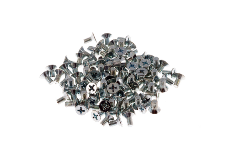 Screws for 7200 Series Rack Mount Kit, ACS-7200-RMK (Qty 100)
