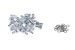 Cisco 4500/6500 Series Replacement Thumb Screws (25)