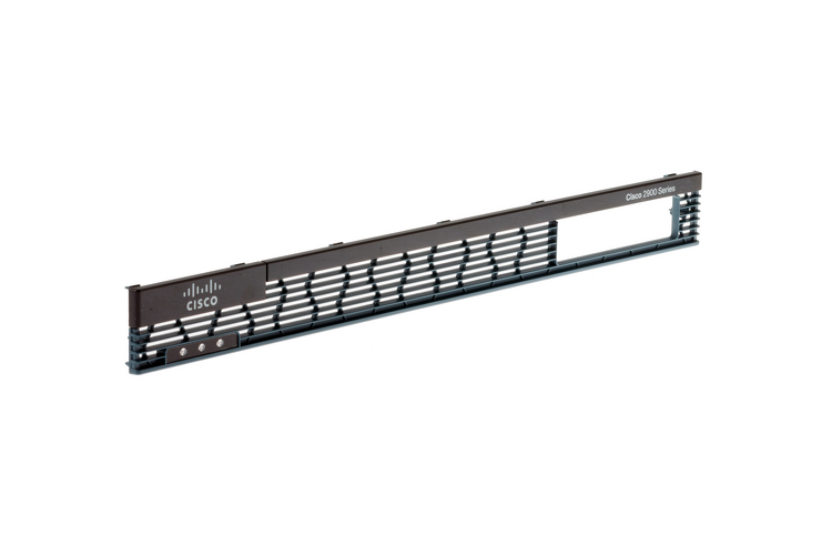 Replacement Faceplate for Cisco 2901 Routers, Clearance