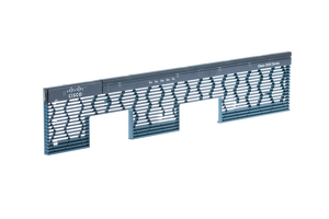 Replacement Faceplate for Cisco 2911 Router