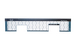 Replacement Faceplate for Cisco 2921/2951 Routers