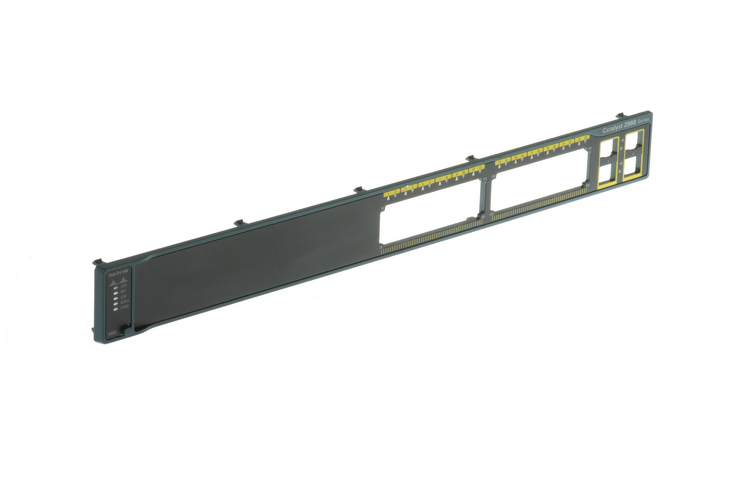 Replacement Faceplate for Cisco Catalyst 2960-24TC Switches