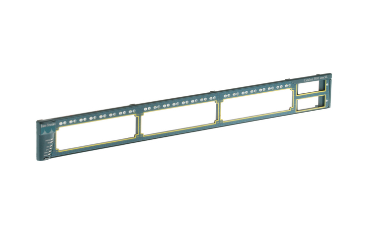 Replacement Faceplate for Cisco Catalyst 3550-48 Switches