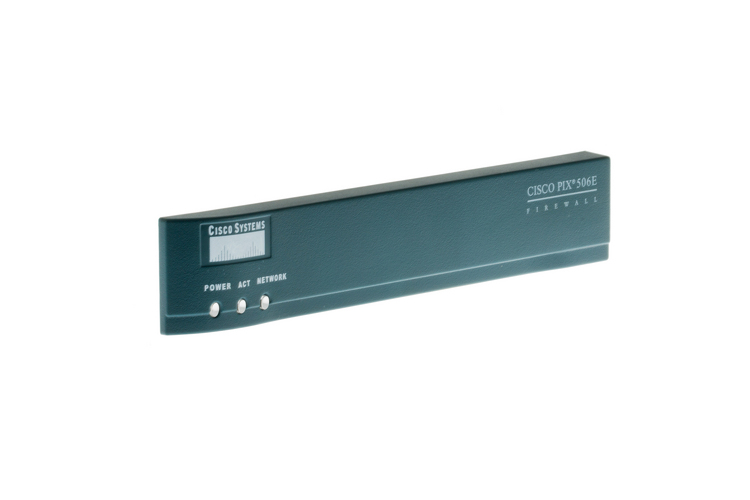 Replacement Faceplate for Cisco PIX-506E Firewalls